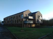 Construction d'un immeuble de 17 logements